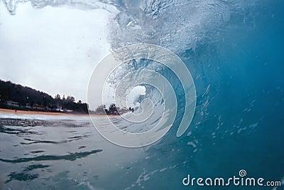 Krulla inom wave