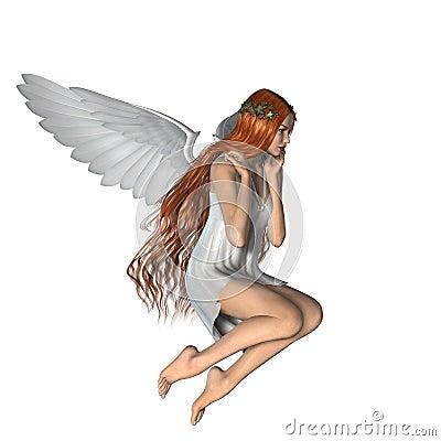 Free KRW Angel Royalty Free Stock Photo - 14912495