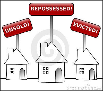 Kryzysu domowej własności ostrzeżenie