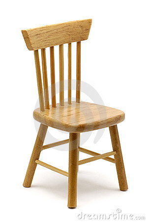 Krzesło drewna