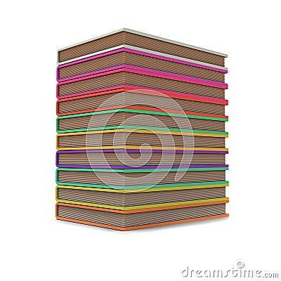 Książkowy układ