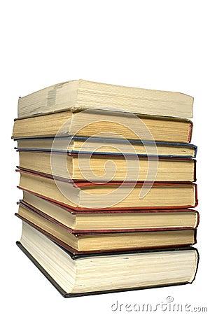 Książki rozsypisko