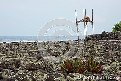 Ku emanu Heiau, Kailua-Kona, Hawaii