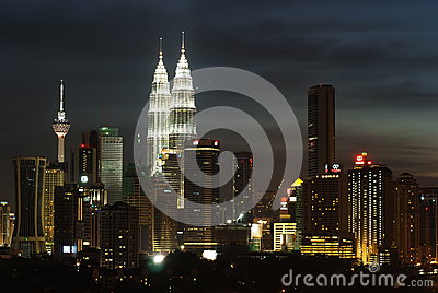 Kuala Lumpur Editorial Stock Image