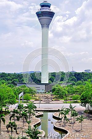 Kuala Lumpur International Airport Tower