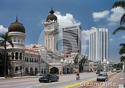 Kuala Lumpur - Malaysia Editorial Photography