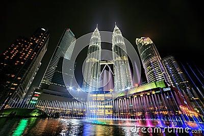Kuala Lumpur Malaysia Editorial Stock Image