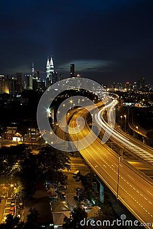 Kuala Lumpur Nightscape