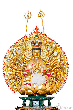 Kuan IM chainese god