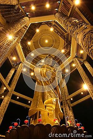Kuan Yin Statue at Kek Lok Si 02