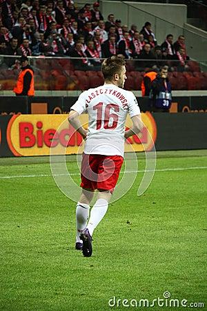 Kuba Blaszczykowski (Borussia Dortmund) Editorial Photo