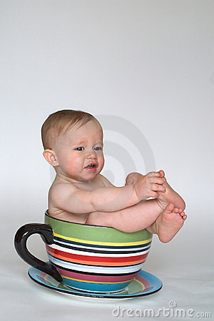 Kubek dziecka