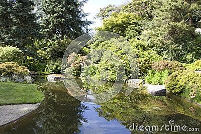 Kubota japanese garden