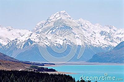 Kucbarska góra nowy Zealand