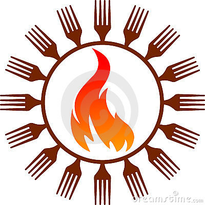 Kucbarski gorący logo