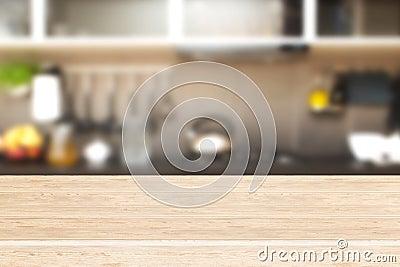 Kuchenna dekoraci i biurka przestrzeń