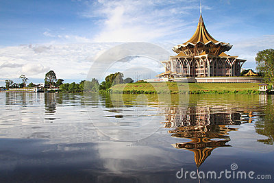 Kuching Riverside