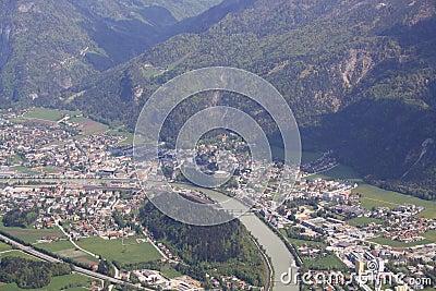 Kufstein in Austria