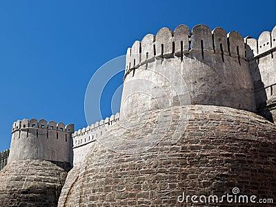 Kumbhalgarh Fortress - Rajasthan - India