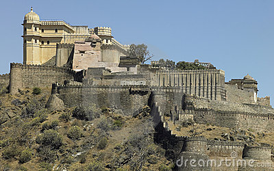 Kumbhalgarth Fort - Rajasthan - India