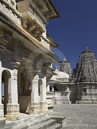 Kumbhalgarth Fort & temple - Rajasthan - India