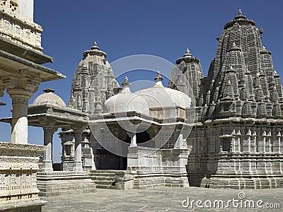 Kumbhalgarth Fort & Temple - Udaipur - India