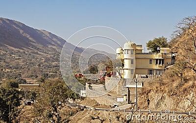 Kumbhalghar Terrain Rajasthan India