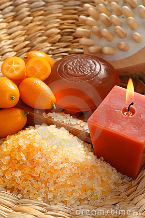 Kumquat bath