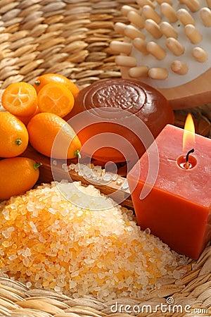 Kumquat bath