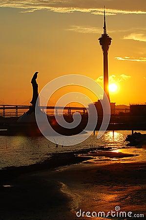 Kun Iam Statue and Tower Convention, Macau