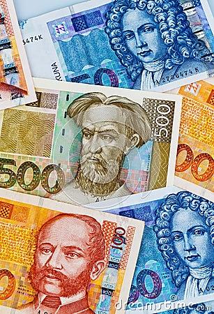 Kuna - currency of croatia