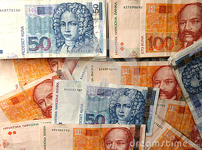 Kuna - the currency of Croatia