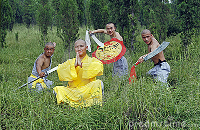 Kung chinois Fu