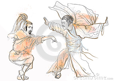 Kung Fu Stock Photography - Image: 29056052