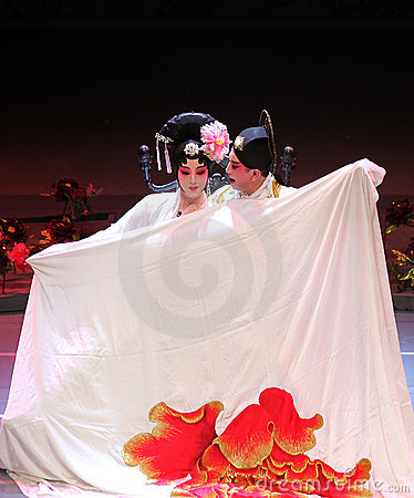 Kunqu Opera Editorial Photo