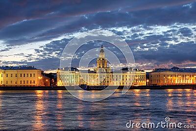 Kunstkammer, Saint Petersburg, Russia