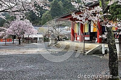 Kurama Temple, Japan