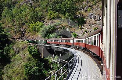 Kuranda Scenic Train in Australia