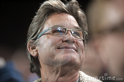 Kurt Russell Editorial Stock Image
