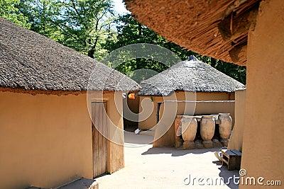 Kusasi houses of Ghana