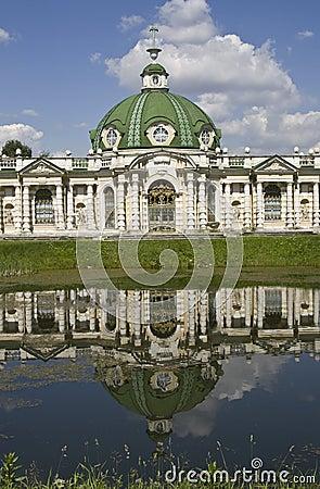 Kuskovo palace, Moscow