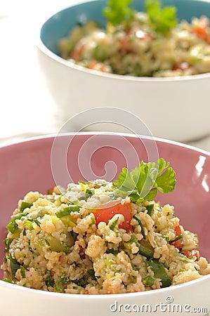 Kuskus Salad