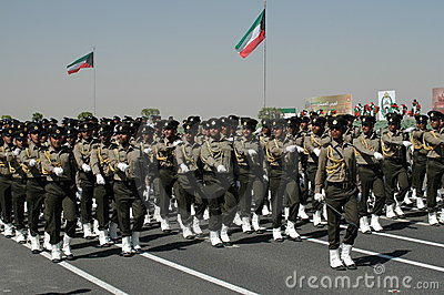Kuwait Army Show Editorial Stock Image