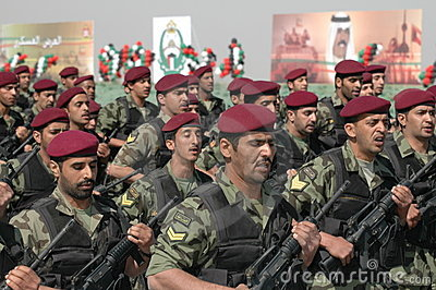Kuwait Army Show Editorial Image