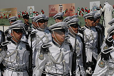 Kuwait Army Show Editorial Photography