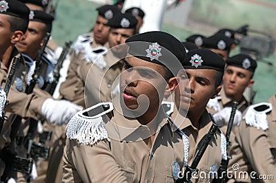 Kuwait Army Show Editorial Stock Photo