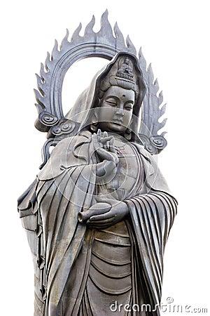 Kwan-yin   sculpture