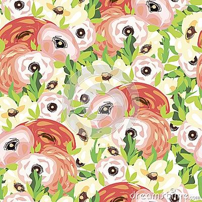Kwiatu wzór