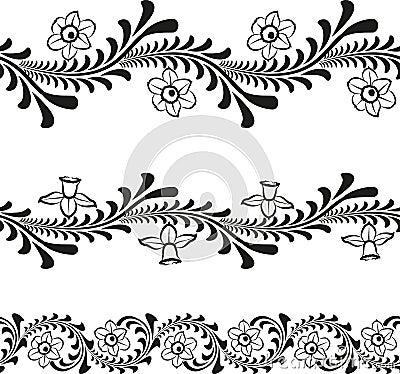 Kwiecisty wzór