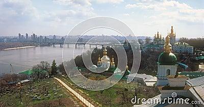 Kyiv panorama.